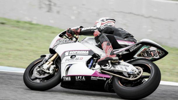 Moto2 e Moto3, test Jerez: Krummenacher e Bagnaia in testa nell'ultimo giorno di prove