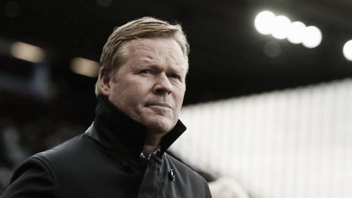 Koeman slams van Gaal sacking