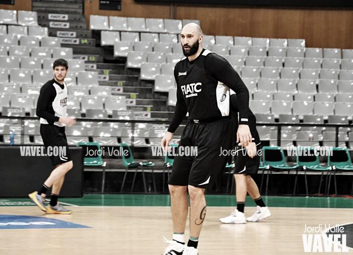 Milovan Rakovic: ''Cada día hago un paso más''
