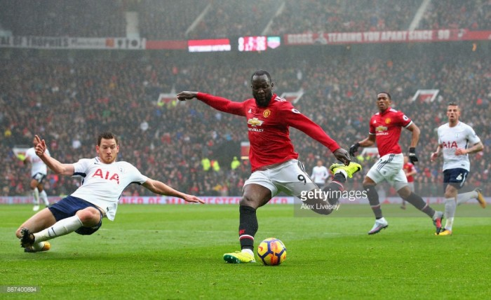 "Romelu Lukaku is ""untouchable"" at Manchester United says Mourinho"