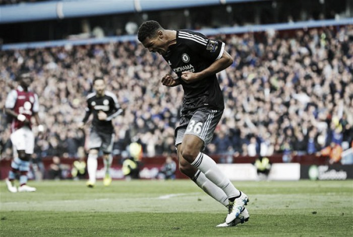 Aston Villa 0-4 Chelsea: Blues excellent as Villa edge closer to the drop