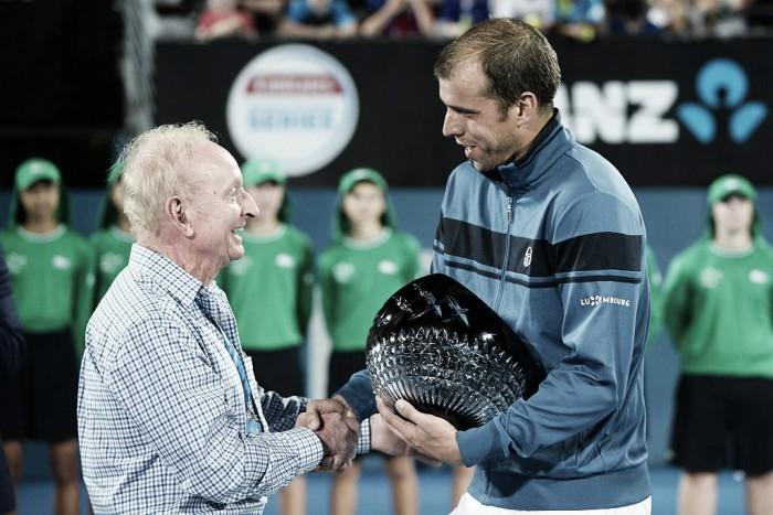 Atp Sydney, trionfa Gilles Muller. Ad Auckland torneo a Jack Sock
