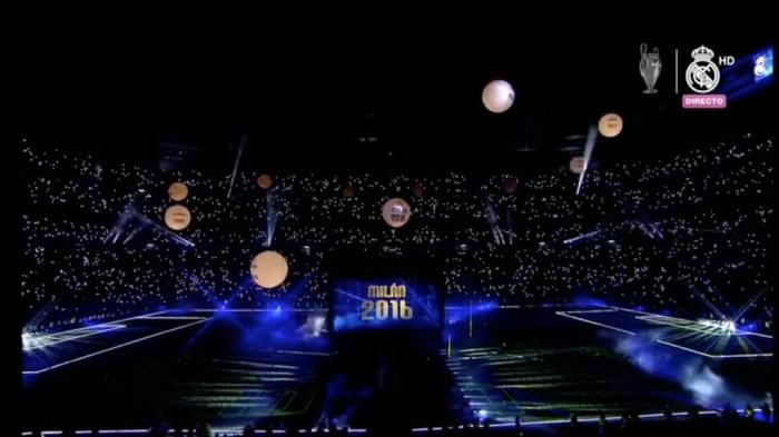 Así celebró el Real Madrid la Undécima en el Bernabéu