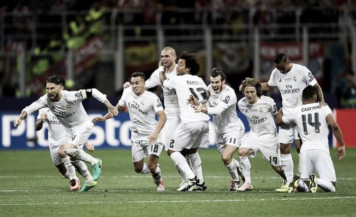 El Real Madrid se quedó con la undécima