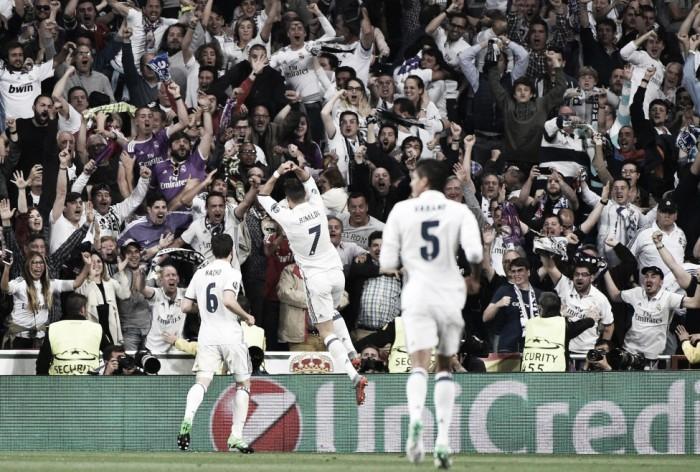 Champions League, l'Atletico si sfalda al cospetto di un Real senza freni