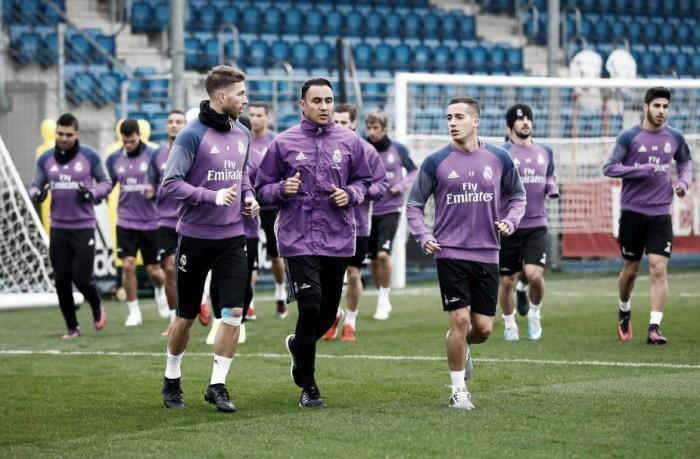 El Real Madrid ya trabaja pensando en la Champions