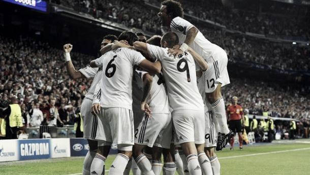 Champions: O percurso Real