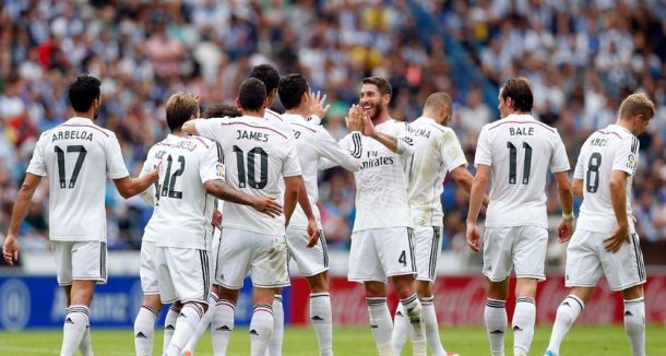 """Sergio Ramos: """"Estuvimos muy acertados gracias a nuestra intensidad"""""""