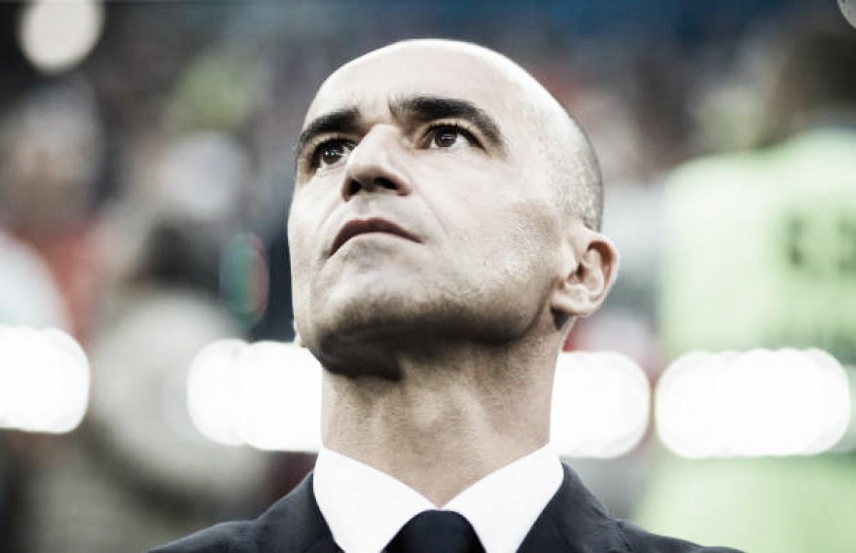 Roberto Martínez parabeniza jogadores da Bélgica mesmo após eliminação: ''Estou orgulhoso''