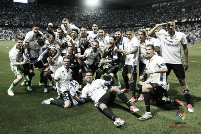 Il Real Madrid non sbaglia: blancos campioni di Spagna