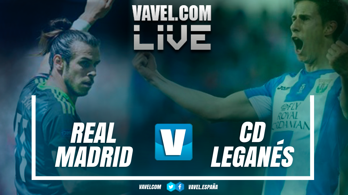Previa Real Madrid CF - Leganés: más que un duelo de Liga