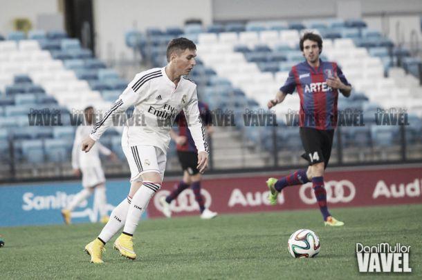 Resultado Las Palmas Atlético - Real Madrid Castilla en la Segunda División B 2015 (2-3)