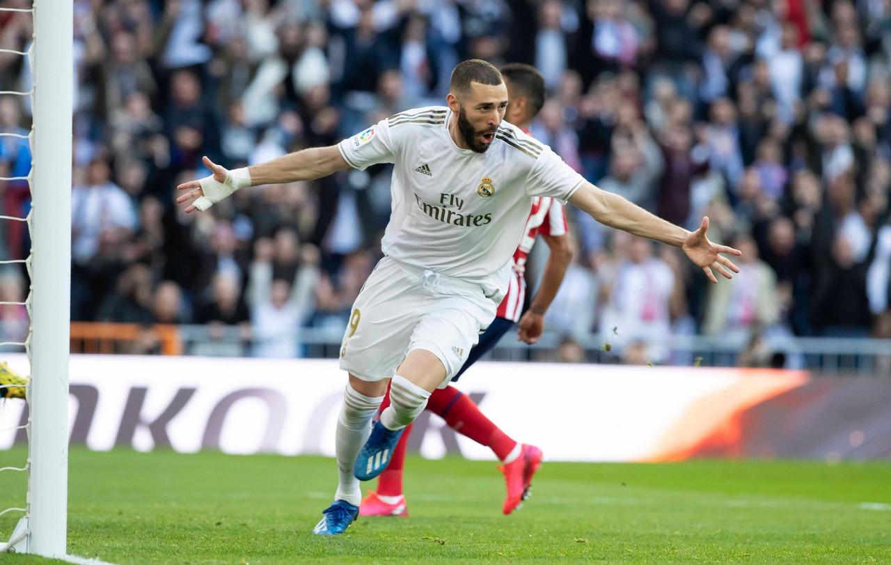 Benzema affonda l'Atletico: il Real vince il derby e va a +6 sul Barça