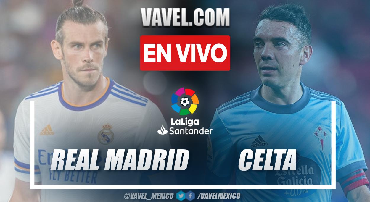Resumen y goles: Real Madrid 5-2 Celta de Vigo en LaLiga 2021-22