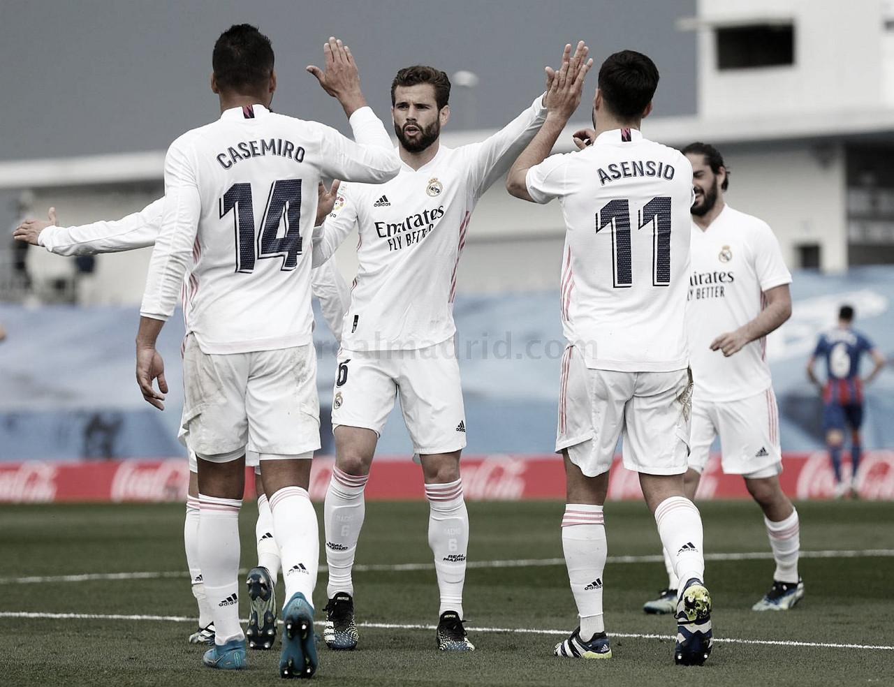 Resumen Real Madrid 3-1 Liverpool en Champions 2021