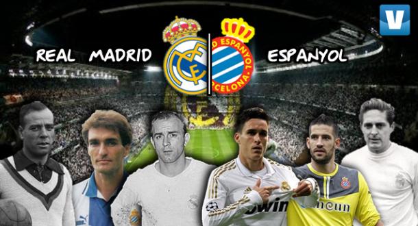 Espanyol - Real Madrid, rivalidad y amistad a partes iguales