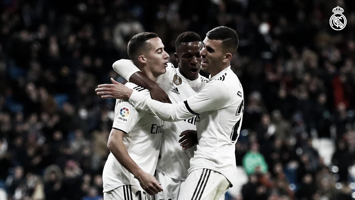 El Real Madrid sentencia la eliminatoria frente al CD Leganés