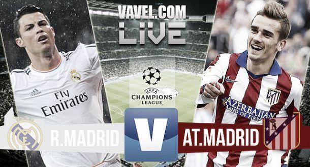 Risultato Real Madrid - Atletico Madrid in Champions League 2015 (1-0)