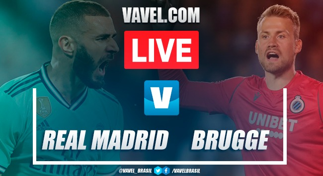 Resumen y goles Real Madrid 2-2 Brujas en Champions League 2019