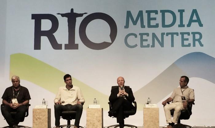 Secretários de Esporte do Brasil e da Argentina lançam campanha de paz na Rio 2016