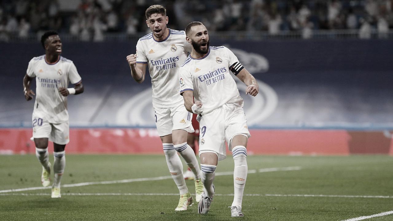 Real Madrid - Celta de Vigo: puntuaciones del Real Madrid, 4ª jornada de LaLiga Santander