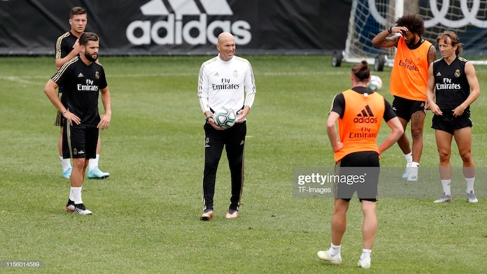 Bayern Munich vs Real Madrid Live Stream Score Commentary in International Champions Cup 2019