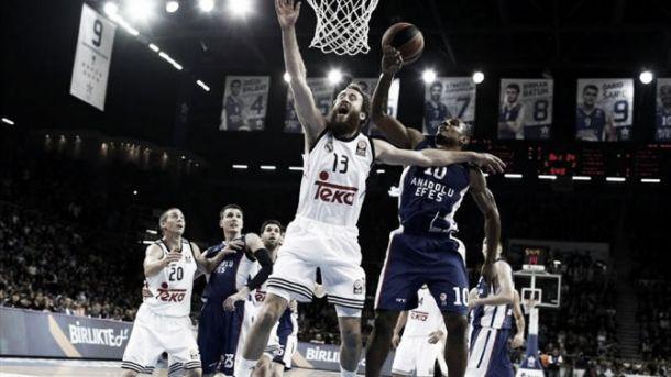 Real Madrid - Anadolu Efes: el Palacio se viste de playoffs