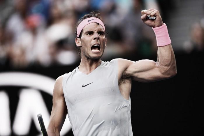 Australian Open, Nadal supera Schwartzman e trova Cilic ai quarti