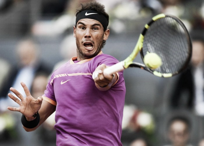 Atp Madrid, Nadal trionfa ancora in finale su Thiem