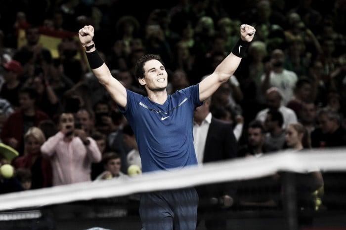 Parigi-Bercy, problemi al ginocchio: Nadal si ritira, in semifinale va Krajinovic