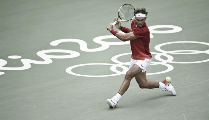 Rio 2016, tennis maschile: anche Nadal e Nishikori in semifinale