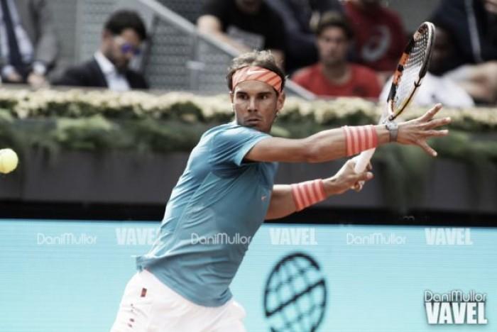 ATP Shanghai - Nadal vs Dimitrov, atto terzo
