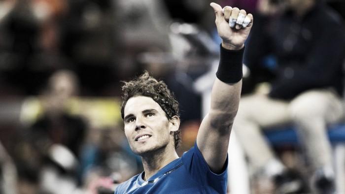 Atp Pechino, Nadal si salva contro Pouille. Fuori Lorenzi, avanti gli altri favoriti