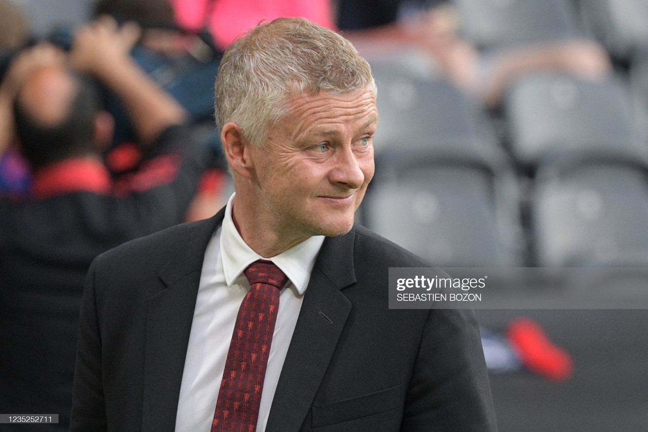 Ole Gunnar Solskjaer says his players 'gave their all' after Manchester United narrowly lose to West Ham