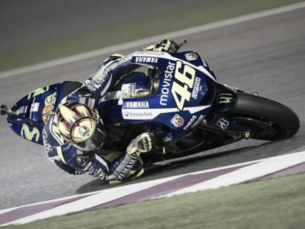 Live MotoGP diretta gara Qatar 2015, capolavoro di Rossi!
