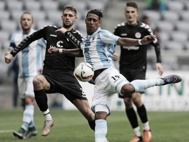 1860 Munich 2-0 St. Pauli: Super Sechzig strike against St. Pauli