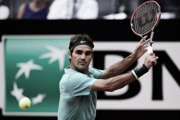 ATP Roma: Federer passeggia su Berdych, Ferrer avanti