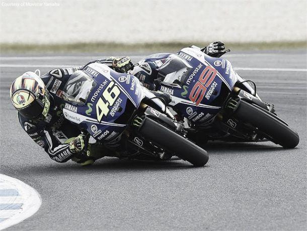 MotoGP Phillip Island: Superbo Rossi, di nuovo Re Aussie