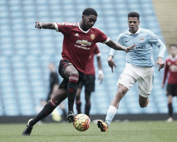 Ro-Shaun Williams given first senior Manchester United call up for Cup tie