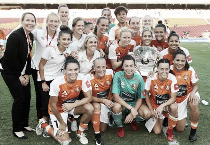 Westfield W-League Round 14 recap: Brisbane Roar wins the Premiership