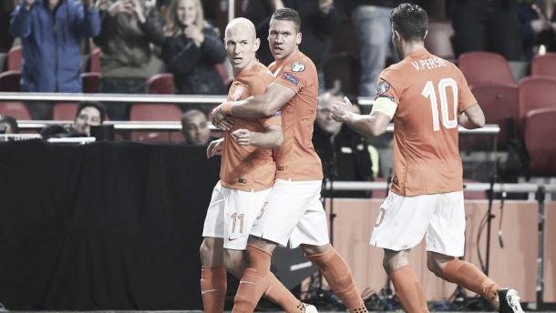 Qualificazioni Euro2016: torna a vincere l'Olanda, pareggio tra Belgio e Galles