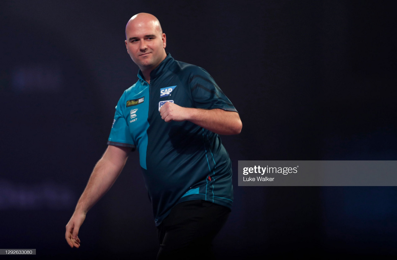 Darts: Top 32 PDC Players ranking money at stake by July 2021