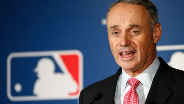 Commissioner Rob Manfred Talks About MLB Improving On Minority Hiring