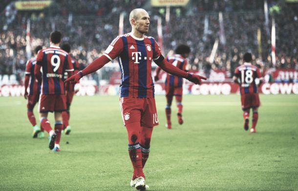 """Guardiola: """"Robben's quality was the difference"""""""