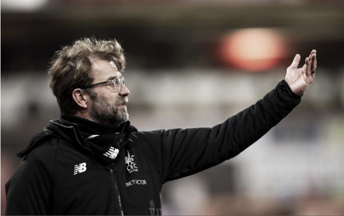 """Klopp valoriza vitória do Liverpool sobre Huddersfield: """"Era a única coisa que queríamos"""""""