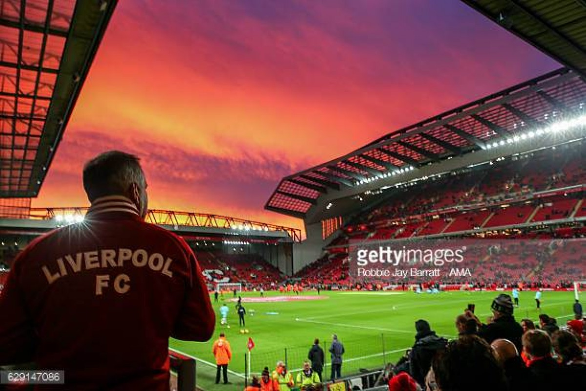 Anfield set to stage Legends game in aid of the LFC Foundation