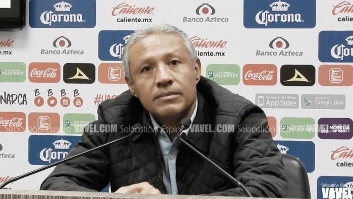 Roberto Hernández no quiere confiarse ante Chivas