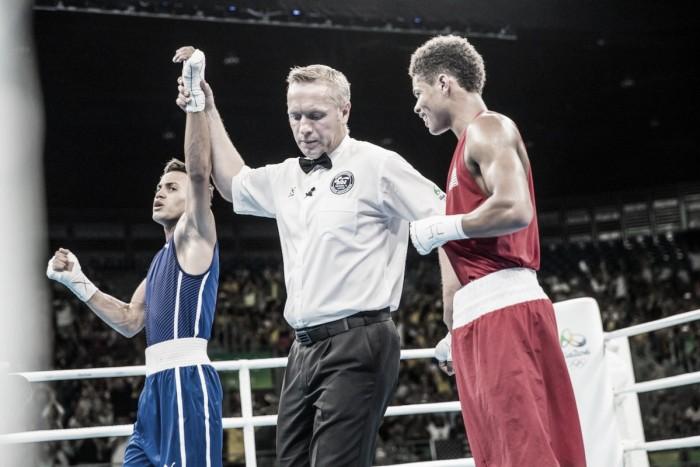 Boxe tem dois bicampeonatos e domínio de Cuba em tarde com apenas três combates