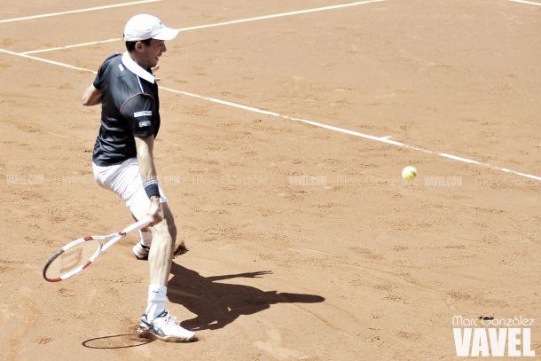 Roberto Bautista se hace fuerte y se citará con Kei Nishikori en cuartos