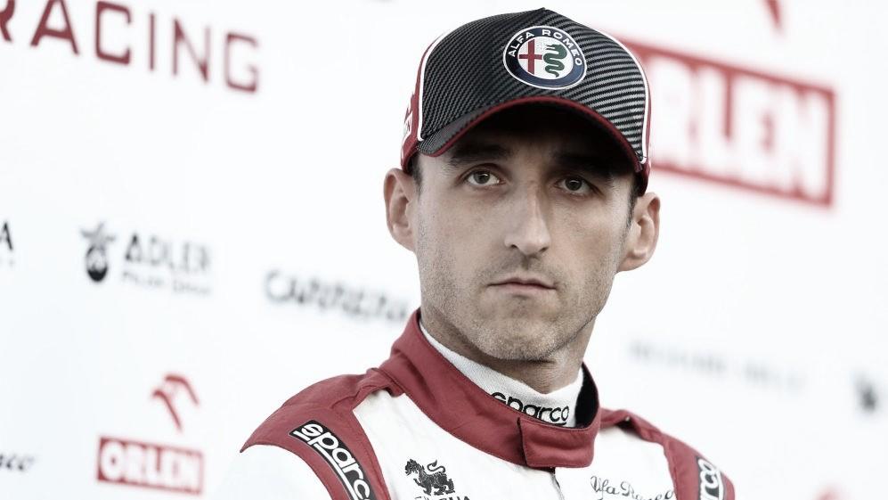Robert Kubika estará en Barcelona con Alfa Romeo